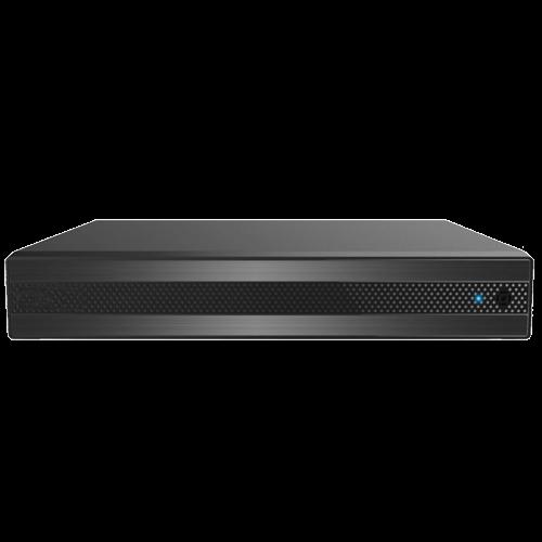 NVR 8 canale IP cu 8 porturi POE- ASYTECH seria VT VT-N1308B-8P [0]