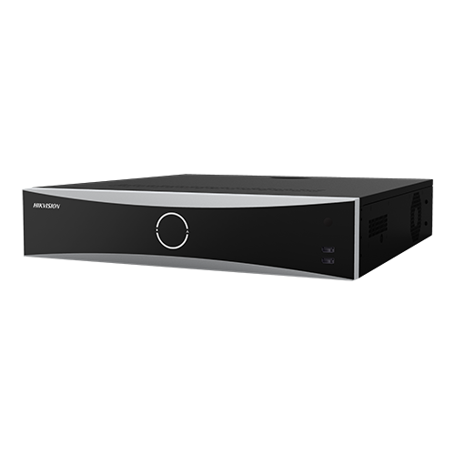 NVR AcuSense 16 canale 12MP,  tehnologie 'Deep Learning' - HIKVISION DS-7716NXI-I4-S [0]