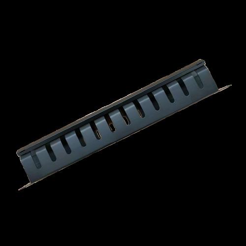 Organizator metalic cabluri, 1U, 24 out - ASYTECH Networking ASY-CM-24 [1]