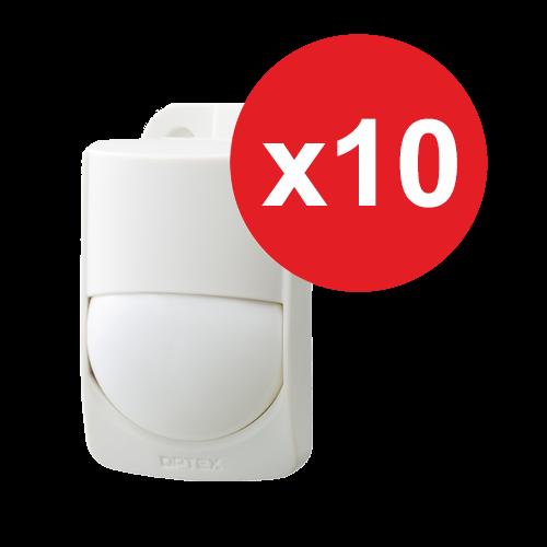 PACHET 10 buc. - Detector de miscare PIR RXC-ST RXC-ST-10 [0]
