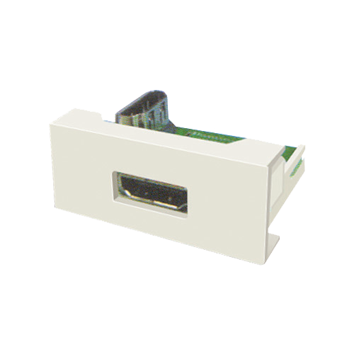 Panel echipat cu socket HDMI 1.4 (1 modul) - DLX DLX-245-63 [0]