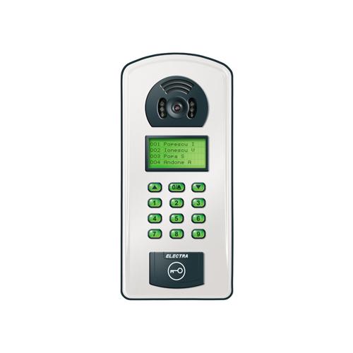 Post interfon exterior Electra semiduplex - P4S.A91I [0]