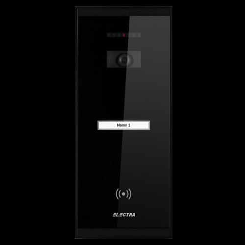 Post videointerfon Electra exterior smart pentru 1 Familie - VPM.1SR02.ELB04 [0]