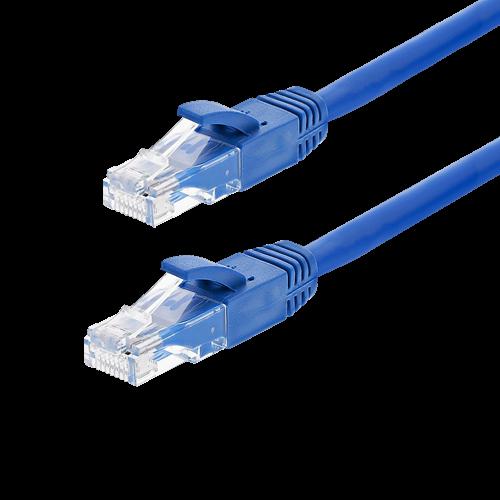 Patch cord Gigabit UTP cat6, LSZH, 1.0m TSY-PC-UTP6-1M [0]