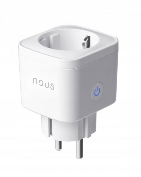 Priza Smart WiFi, Control din aplicatie, 16A - Nous A7 [0]