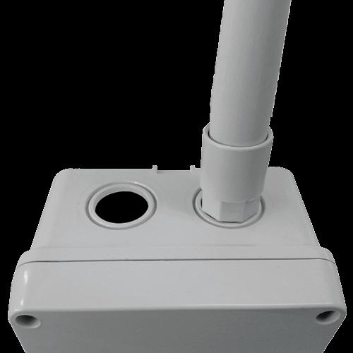 Racord cutie pentru tub PVC D16 - DLX TRP-875-16 [0]