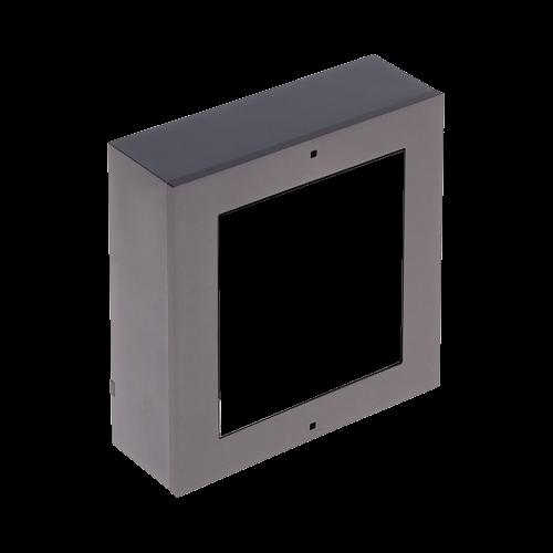 Rama montaj aparent, 1 modul, pentru Interfon modular - HIKVISION DS-KD-ACW1 [0]
