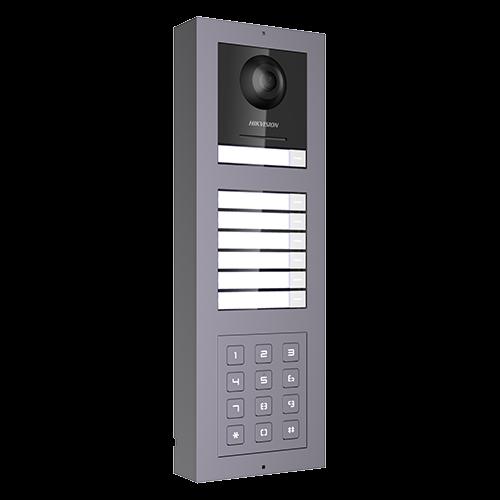 Rama montaj aparent, 3 module, pentru Interfon modular - HIKVISION DS-KD-ACW3 [2]