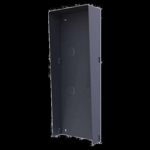 Rama protectie interfon modular, 3 module - HIKVISION DS-KABD8003-RS3 [0]