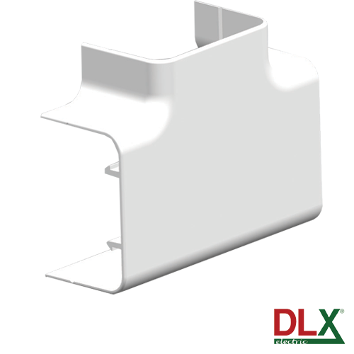 Ramificatie T pentru canal cablu 102x50 mm - DLX DLX-102-04 [0]