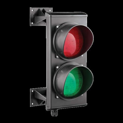 Semafor trafic, doua culori, 230V - MOTORLINE MS01-230V [0]