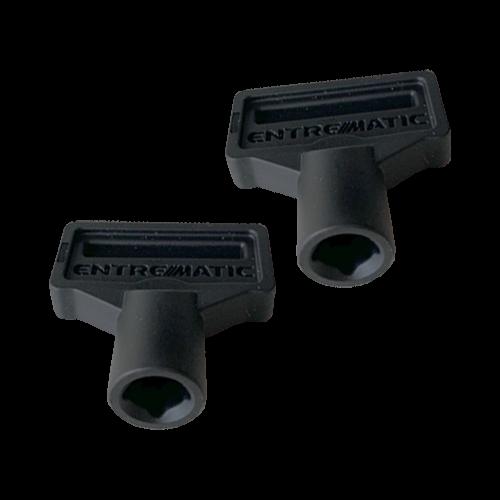 Set 2 chei deblocare manuala automatizari PWR - DITEC 6PWRK [0]