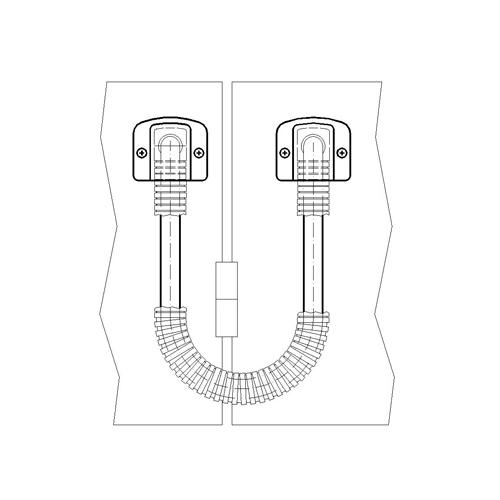 Set legatura flexibila copex Electra - LEG.FLX.USA [0]