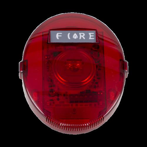 Sirena conventionala de interior cu flash - UNIPOS FD8204CS [0]