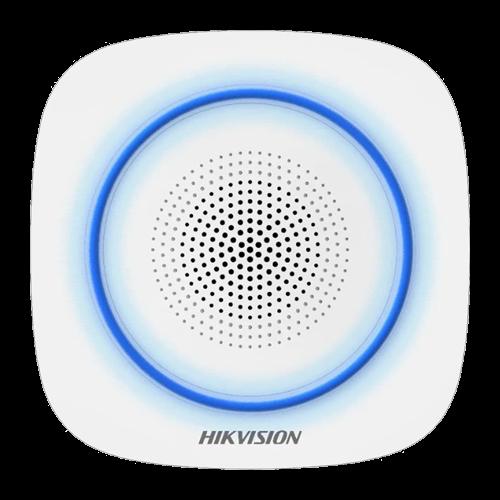 Sirena wireless AX PRO de interior cu led albastru, 868Mhz - HIKVISION DS-PS1-I-WE-B [0]