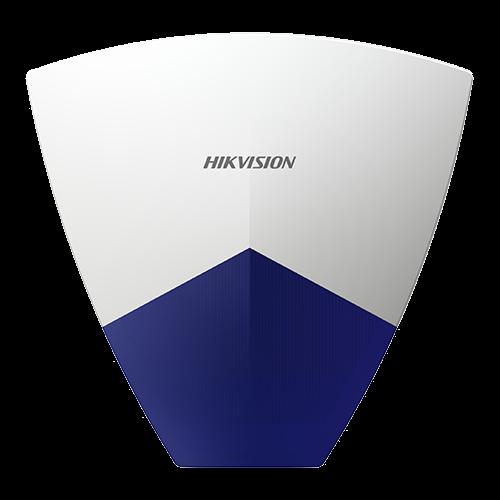 Sirena Wireless de exterior, 868Mhz - HIKVISION DS-PSG-WO-868 [0]
