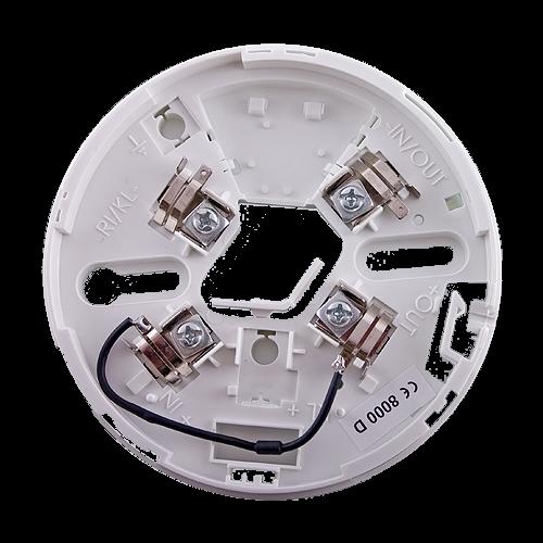 Soclu cu dioda pentru detectorii conventionali din seria FD80xx - UNIPOS DB8000D [0]