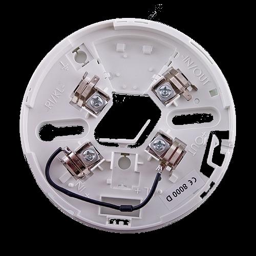 Soclu cu rezistor pentru detectorii conventionali din seria FD80xx - UNIPOS DB8000L [0]