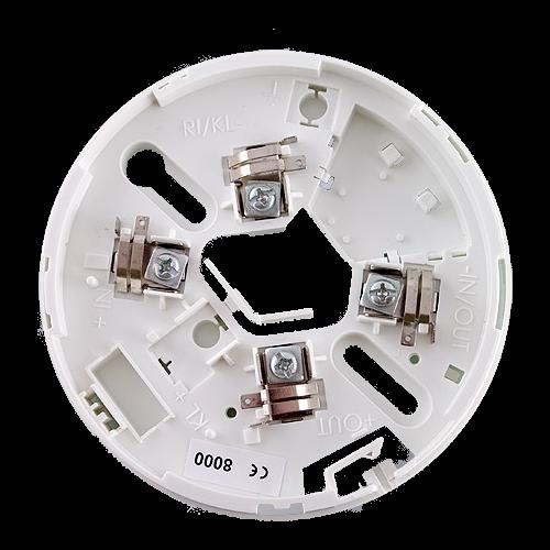 Soclu standard pentru detectorii conventionali din seria FD80xx - UNIPOS DB8000 [0]