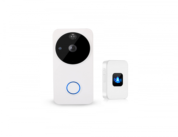 Sonerie fara fir cu video camera Full HD, Baterie Incorporata, Wi-Fi - ITS-RB3-B [0]