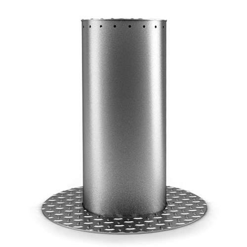 Stalp fix restrictionare acces auto 570 mm - MOTORLINE MPIE5-600 [0]