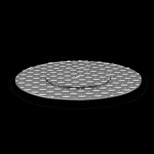 Stalp retractabil acces auto H-370 mm - MOTORLINE MPIE10-400 [2]