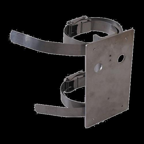Suport de montare pe stalp pentru seria LRP si SIP - OPTEX SIPLRP-PB [0]