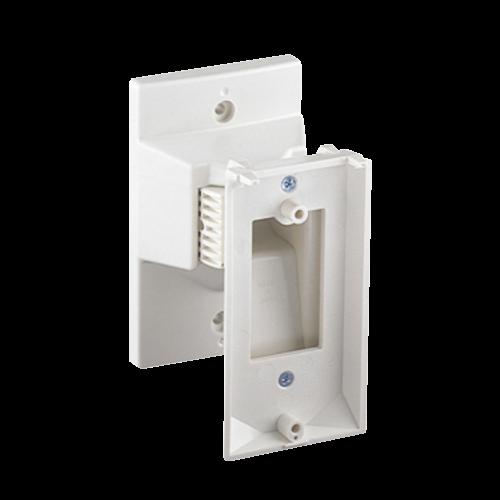 Suport de perete detector PIR (alb) - OPTEX CA-1W-W [0]