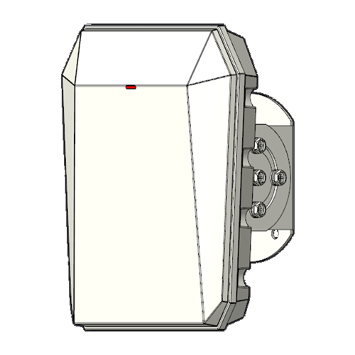 Suport montaj perete pentru radarele de securitate - HIKVISION DS-PRB-1110 [1]