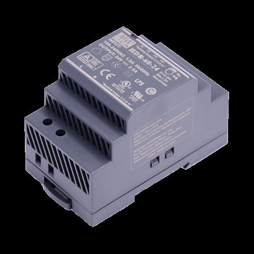 Sursa alimentare 24V/60W, montaj sina DIN - HIKVISION DS-KAW60-2N [0]