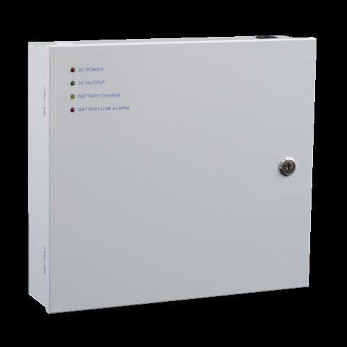 Sursa de alimentare back-up 12V 10A in cabinet metalic - SDC-12-10B [1]