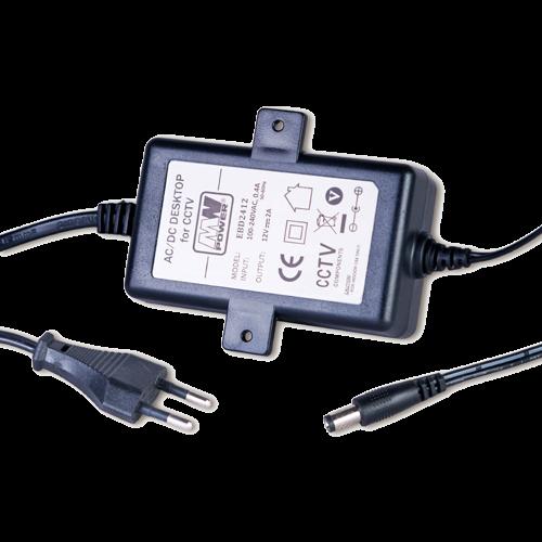 Sursa de alimentare profesionala 12V 2A - MW Power EBD2412 [0]