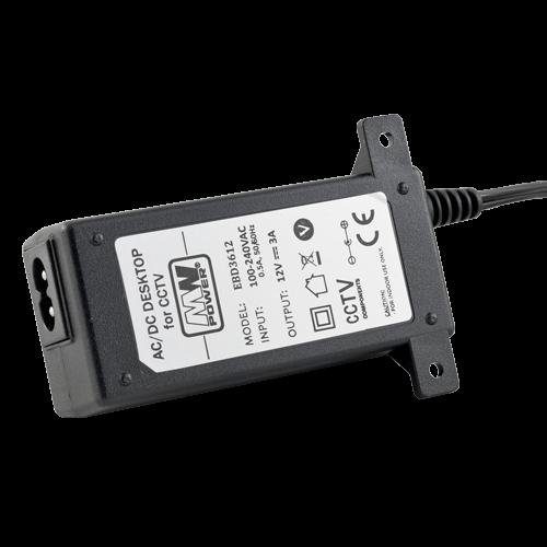 Sursa de alimentare profesionala 12V 3A - MW Power EBD3612 [0]