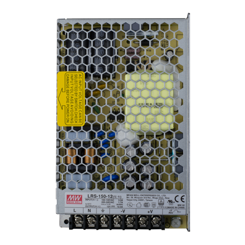Sursa alimentare in comutatie profesionala 12V 12.5A - MeanWell LRS-150-12 [1]