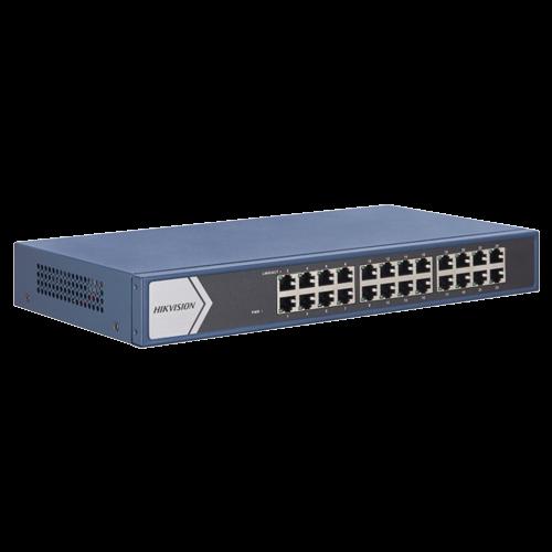 Switch 24 porturi Gigabit, SMART Management - HIKVISION DS-3E1524-EI [0]