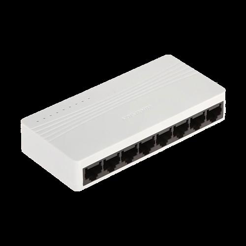 Switch 8 porturi 10/100 Mbps - HIKVISION DS-3E0108D-E [1]