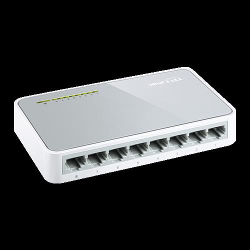 Switch 8 porturi TP-Link TL-SF1008D [0]