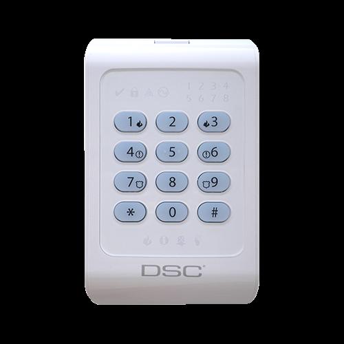 Tastatura cu LED-uri - DSC PC1404RKZW [0]