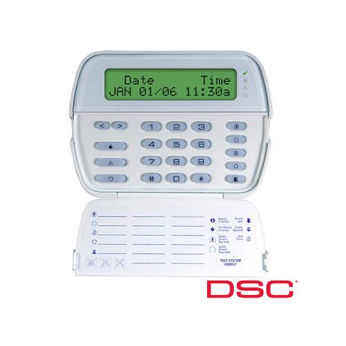 Tastatura LCD cu caractere alfanumerice - DSC PK5500 [0]