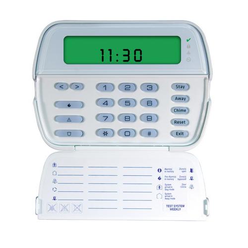 Tastatura LCD cu iconuri - DSC PK5501 [0]