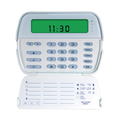 Tastatura LCD cu iconuri + modul receptor radio  - DSC  RFK5501 [0]