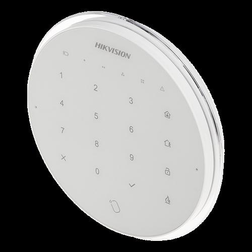 Tastatura wireless cu cititor card, 868 Mhz - HIKVISION DS-PKA-WLM-868-W [1]