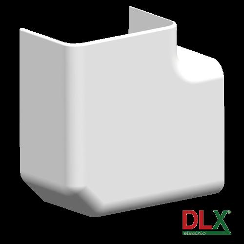 Unghi plan 90° ajustabil pentru canal cablu 102x50 mm - DLX DLX-102-03 [0]