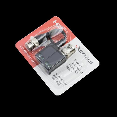 Video balun pasiv HD pentru camerele TVI-CVI-AHD (set 2 buc.)  UTP101P-HD3 [1]