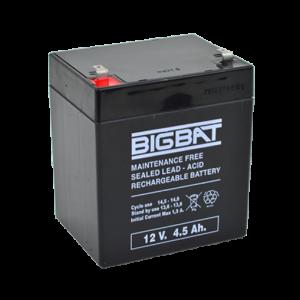 Acumulator BIG BAT 12V, 4.5 AH BB12V4.5 [0]