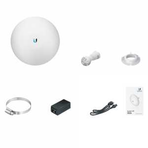 Antena wireless NanoBeam 5AC 19dBi airMAX MIMO - Ubiquiti NBE-5AC-Gen2 [2]