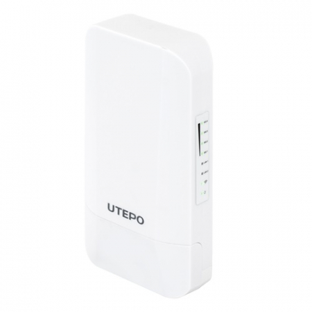AP/Bridge wireless 2.4GHz, 300Mbps, 500m, PoE - UTEPO CP2-300 [0]