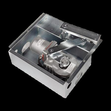 Automatizare ingropata pentru poarta batanta 2x2.5m - MOTORLINE SUBWING724-KIT [4]