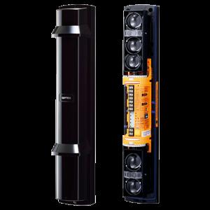Bariera IR de exterior 100m, 4 fascicule, 4 canale Professional - OPTEX SL-350QDP [1]