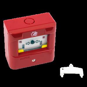 Buton incendiu adresabil - UNIPOS FD7150N [0]